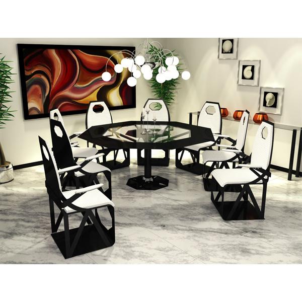 CarbonFiber-Dining-room